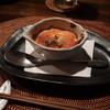 ぎゃんと - 料理写真:前菜の鱈子と京豆腐のグラタン風には脱帽。 シンプルだが美味い。