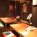 韓国料理居酒屋 ちぃーちゃん - お座敷2