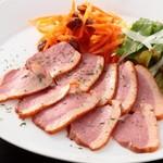 ジュリアーノ - 合鴨肉のスモーク