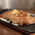 いきなりステーキ - 料理写真:リブロース ステーキ300㌘☆