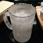 ランプ - ranpu特製レモンサワー。