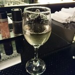 ランプ - 白ワイン。