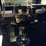 ランプ - 赤ワイン。