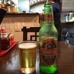 餃子工房 你好 - 青島ビール