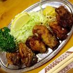 Tonkatsumampei - 超絶美味いカキバター