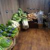 旬菜食健 ひな野 - 料理写真:野菜売り場