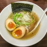 有田屋 - 味玉塩ラーメン 780円