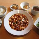 やさい中華 四川菜 - 極 麻婆豆腐定食