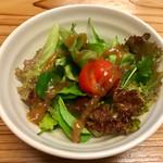洋食屋くく - ランチ サラダ