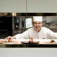 Chef中田の洗練されたフランス料理