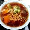 銀水 - 料理写真:銀水@釧路 醤油ラーメン・大盛り