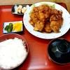南蛮酊 - 料理写真:南蛮酊@遠矢(釧路町) ザンタレハーフ・定食