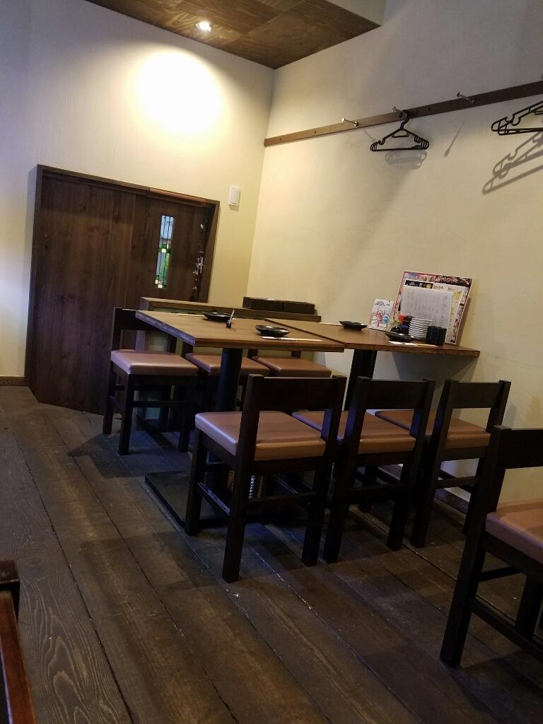 コリアン海鮮バル南大門キッチン