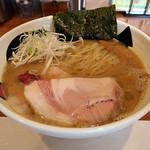 エンターテイ麺ト スタイル ジャンク ストーリー エムアイ レーベル - 濃厚鶏そば
