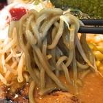 味噌屋 八玄 - 2016 竹炭玄米麺