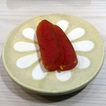 鮨いち伍 - 料理おまかせ12,000円コース:自家製カラスミ