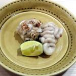 鮨いち伍 - 料理おまかせ12,000円コース:白子炙り