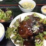 一創 - 豚バラの黒酢の酢豚  1200円