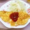 信濃路 - 料理写真:(2016.10再訪) オムレツ380円