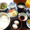 道の駅 ビオスおおがた ひなたや - 料理写真:たまごかけご飯