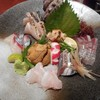 たぬき - 料理写真:刺身盛り合わせ 2016.10