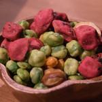 ホップス アンド ハーブズ - お豆さんBean&Nuts(400円)