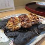 さく田 - 本鱈の白子松前焼