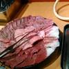 肉酒場 - 料理写真:焼肉6点盛り(ゲタ、ハツ、ツラミ、カブリ、ランプ、リブシン)