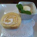 桂のさと - ロールケーキセット