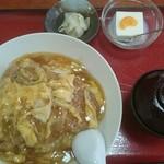 中国料理 美好 - 料理写真:中華風かつ丼