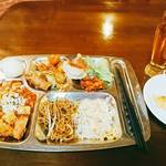 田舎菜館 - ランチバイキング    ¥850