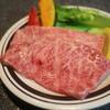 焼肉ホルモン松坂屋 - 料理写真:黒毛和牛ハネシタロース(ザブトン)