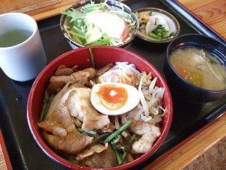 道の駅 安曇野松川 食堂