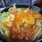 58400276 - 半味噌麻婆麺_2016/11