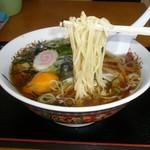 二番軒 - 麺