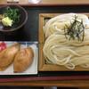 町川 - 料理写真:ざるうどん大(*´д`*)400円