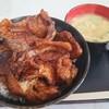 暖笑 - 料理写真:豚丼