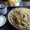 手打ち蕎麦 ふかさわ - 料理写真:せいろ大盛り(1000円)