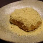 玉製家 - 料理写真:黄粉
