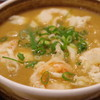 竹や - 料理写真:海老天カレー