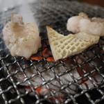 ホルモン俵屋 - 焼き焼き~☆
