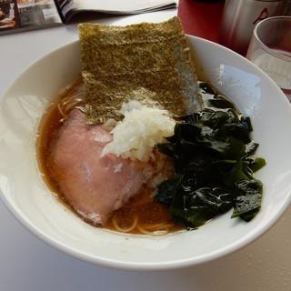 麺屋 SO極 - 料理写真:中華そば醤油 H28.11