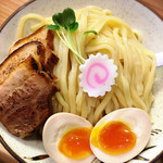 銀座 朧月 - 特製つけ麺 大盛り ¥1,200