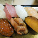 蛇の目寿司 -