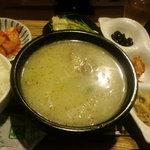 アラマァー - テールスープ定食(2009年)
