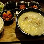 アラマァー - テールスープ定食(2010年)