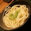 はなまるうどん  - 料理写真:かけ・小(130円)2016年11月