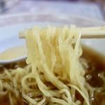 中華そば 琴の - [2016/11]替え玉(半玉80円)・太麺の替え玉はなく、通常の麺のみです。