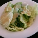フレンチレストラン Nature - サラダ