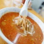 かつ平 - 料理写真:鉄火麺(中辛